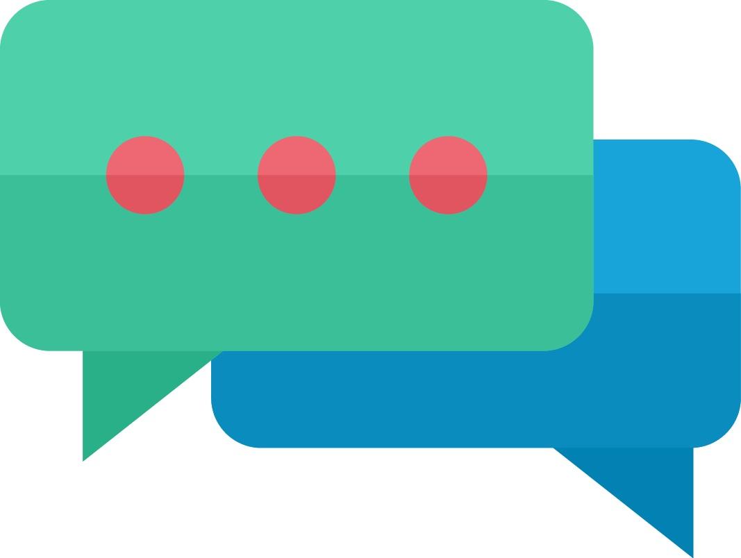 Contacto hablamos social
