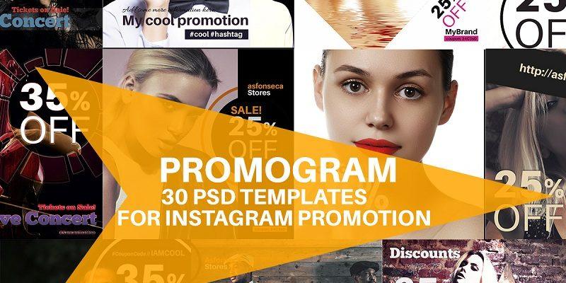 crear plantillas para vender en instagram