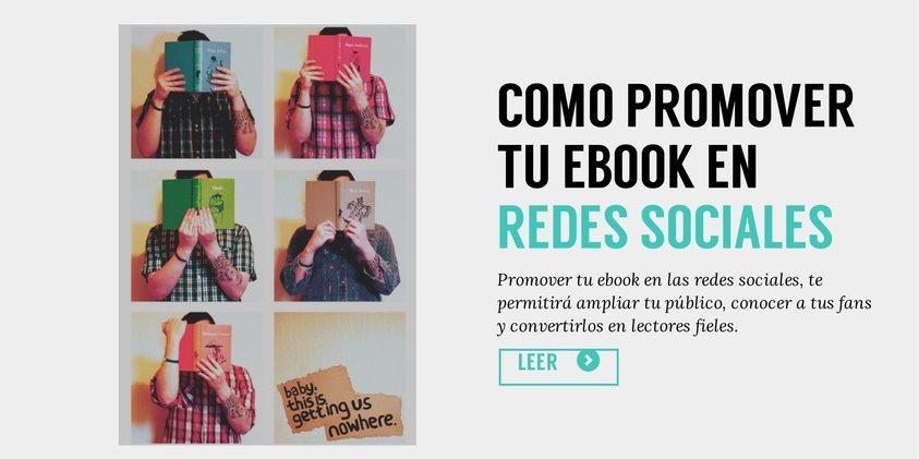 promover ebooks