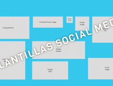 plantilla medidas Social Media