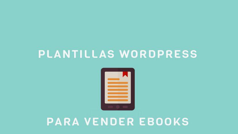 plantillas vender ebooks