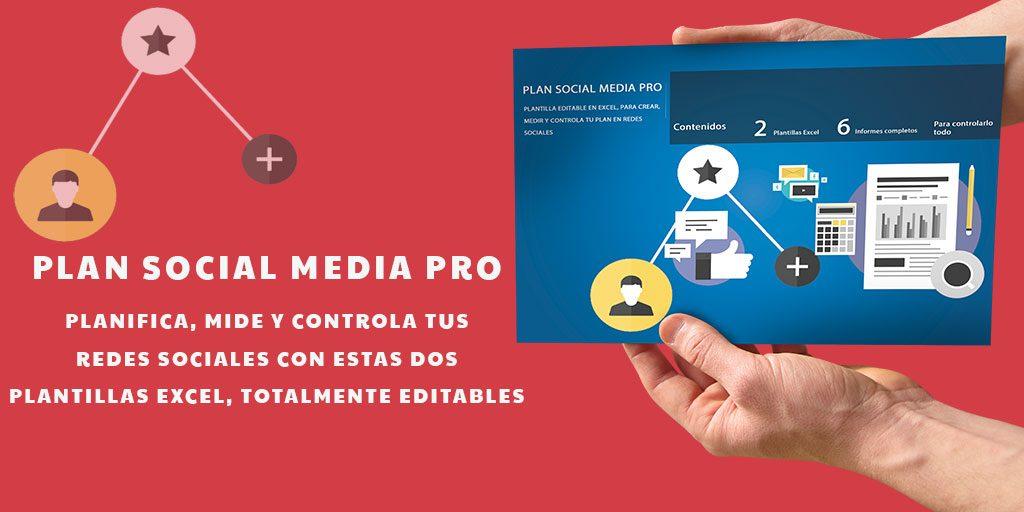 Planificador Social Media Profesional