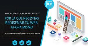 rediseñar tu web