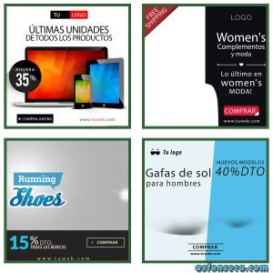 presenta ecommerce instagram