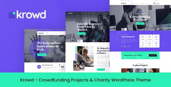 crowdfunding wordpress