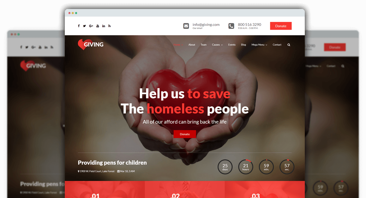 giving crowdfunding