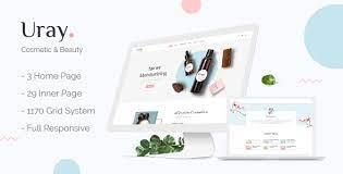 Plantilla wordpress cosmética