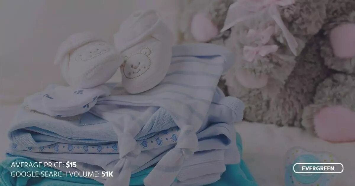 vender online ropa de bebé